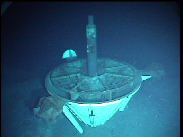 What Lies Beneath the Seafloor?