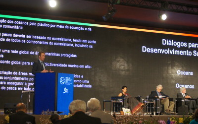 Protecting International Marine Diversity Gains Votes in Rio+20 Oceans Dialogue