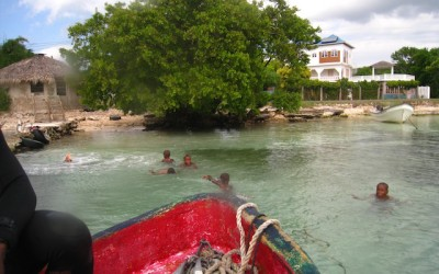Diving in Negril and other Jamaican secrets